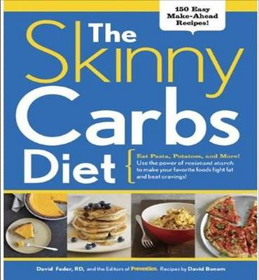 The Skinny Carbs Diet (Paperback)