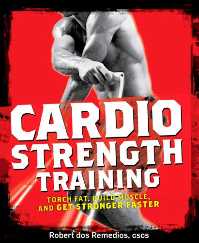 Men's Health Cardio Strength Training (Paperback)