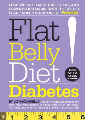 Flat Belly Diet! Diabetes (Hardback)