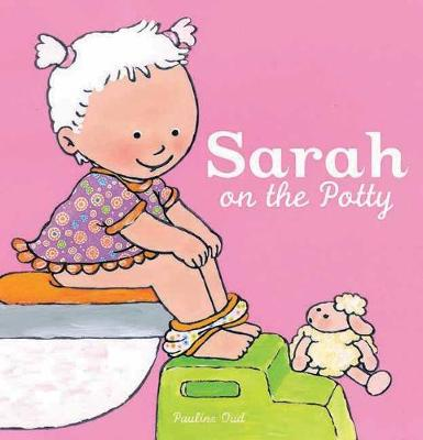 Sarah on the Potty (Hardback)