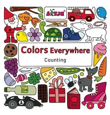 Colors Everywhere: Counting (Hardback)