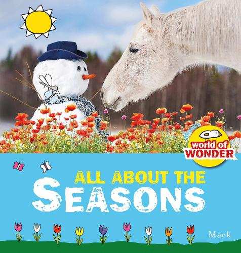 All About the Seasons (Hardback)