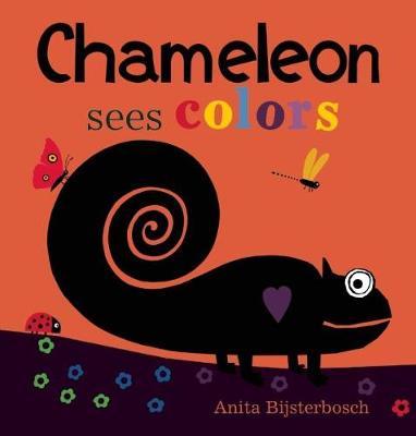 Chameleon Sees Colors (Hardback)