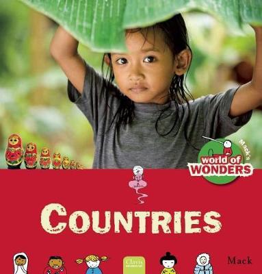 Countries: Mack's World of Wonder (Hardback)