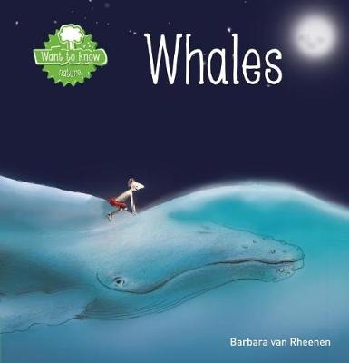 Want to Know. Whales (Hardback)
