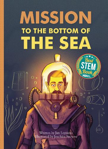 Mission to the Bottom of the Sea - Marvelous But True (Hardback)
