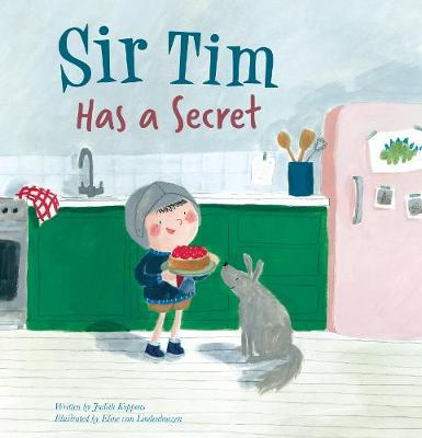 Sir Tim Has a Secret - Sir Tim (Hardback)