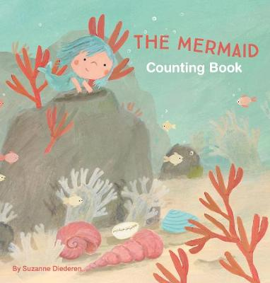 Mermaid Counting Book (Board book)