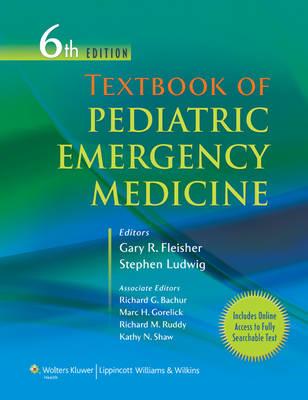 Textbook of Pediatric Emergency Medicine (Hardback)