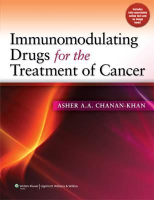 Immunomodulating Drugs for the Treatment of Cancer (Hardback)