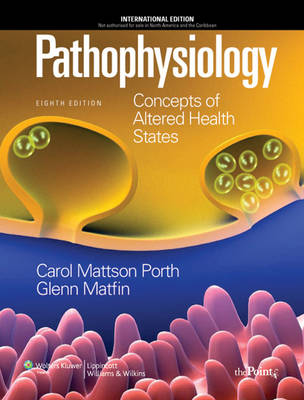 Pathophysiology: Concepts of Altered Health States (Hardback)