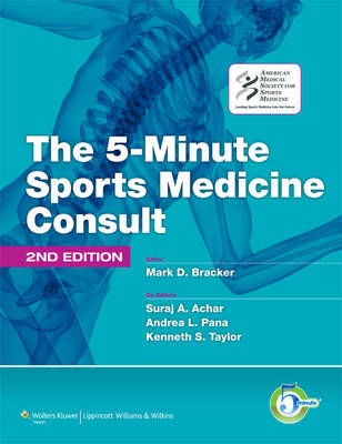 The 5-Minute Sports Medicine Consult - The 5-Minute Consult Series (Hardback)