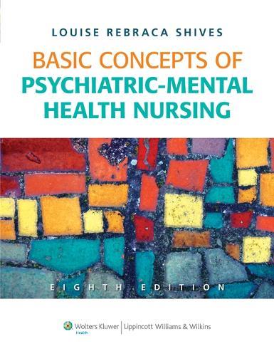 Basic Concepts of Psychiatric-Mental Health Nursing (Paperback)
