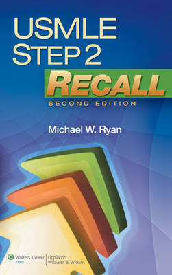 USMLE Step 2 Recall - Recall Series (Paperback)
