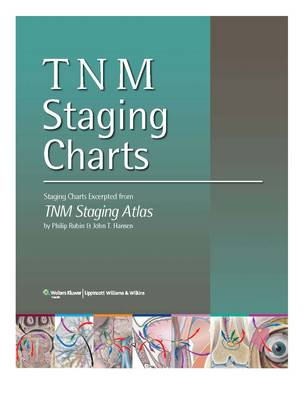 TNM Staging Charts: Staging Charts Excerpted from TNM Staging Atlas (Spiral bound)