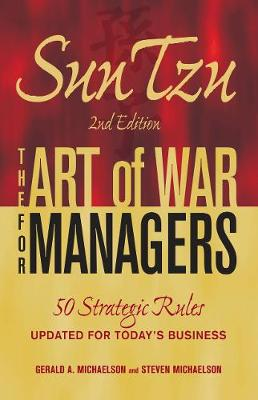 Sun Tzu - The Art of War for Managers: 50 Strategic Rules Updated for Today's Business (Paperback)