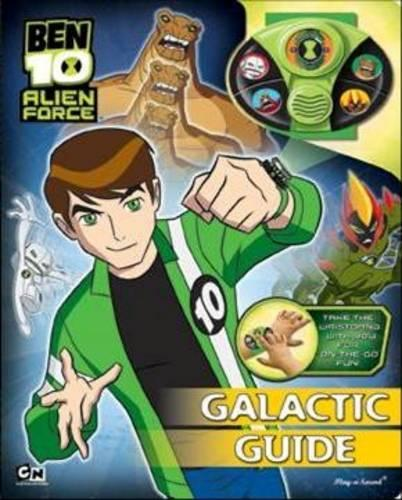 Ben 10 Galactic Guide