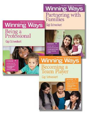 Winning Ways for Early Childhood Professionals: 3 Volume Set (Paperback)
