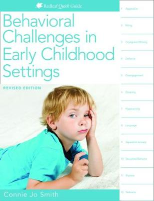 Behavioral Challenges in Early Childhood Settings (Paperback)