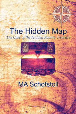 The Hidden Map: The Case of the Hidden Family Treasure (Paperback)