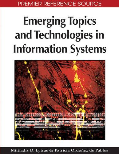 Emerging Topics and Technologies in Information Systems (Hardback)