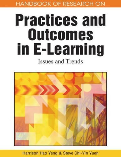 Handbook of Research on Practices and Outcomes in e-Learning: Issues and Trends (Hardback)