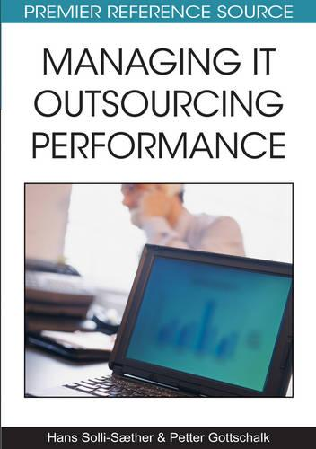 Managing IT Outsourcing Performance (Hardback)