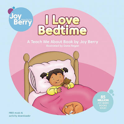 I Love Bedtime (Paperback)