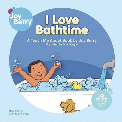 I Love Bathtime (Paperback)