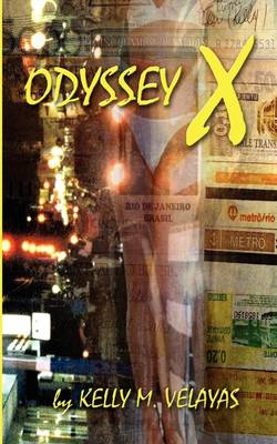 Odyssey X (Paperback)