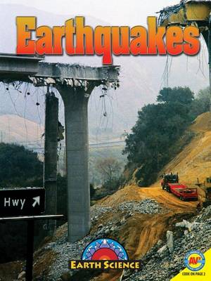 Earthquakes - Earth Science (Hardback)