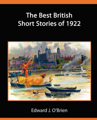 The Best British Short Stories of 1922 (Paperback)
