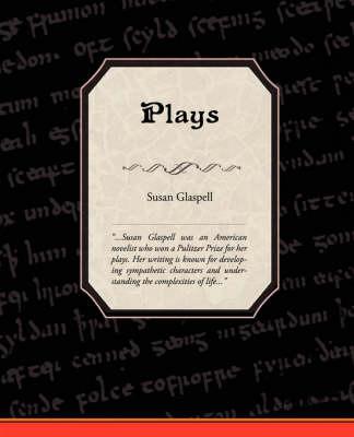 Plays (Paperback)