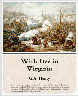 With Lee in Virginia (Paperback)
