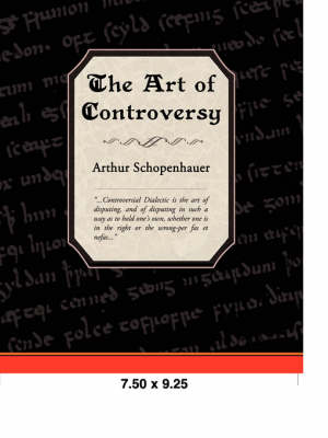 The Art of Controversy (Paperback)