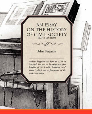 An Essay on the History of Civil Society (Paperback)