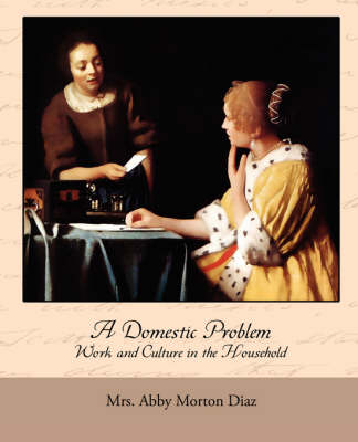 A Domestic Problem - Work and Culture in the Household (Paperback)