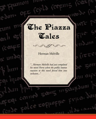The Piazza Tales (Paperback)