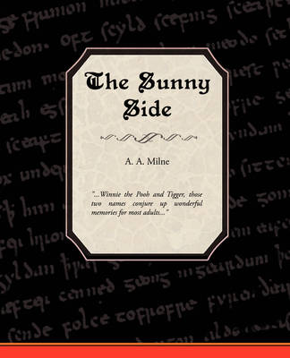 The Sunny Side (Paperback)
