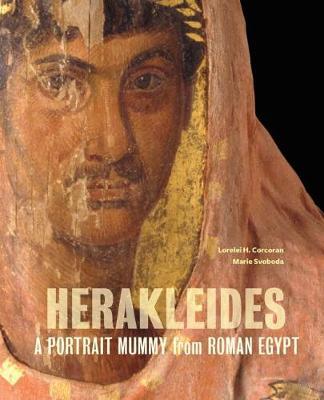 Herakleides - A Portrait Mummy From Roman Egypt (Paperback)