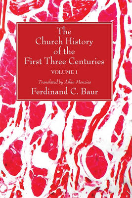 The Church History of the First Three Centuries, 2 Volumes (Paperback)