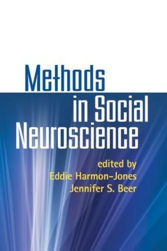 Methods in Social Neuroscience (Hardback)