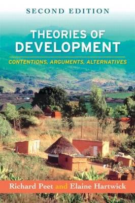 Theories of Development: Contentions, Arguments, Alternatives (Hardback)