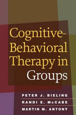 Cognitive-Behavioral Therapy in Groups (Paperback)