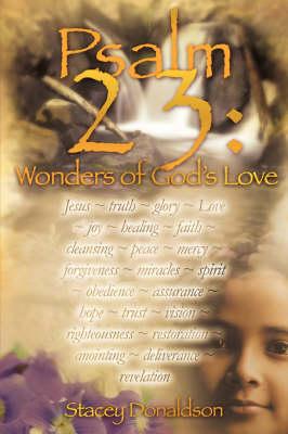 Psalm 23: Wonders of God's Love (Paperback)
