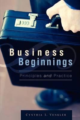 Business Beginnings (Paperback)