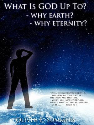 What Is God Up To? - Why Earth?- Why Eternity? (Paperback)