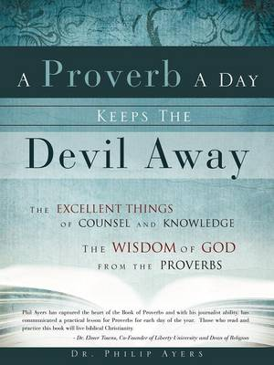 A Proverb a Day Keeps the Devil Away (Paperback)