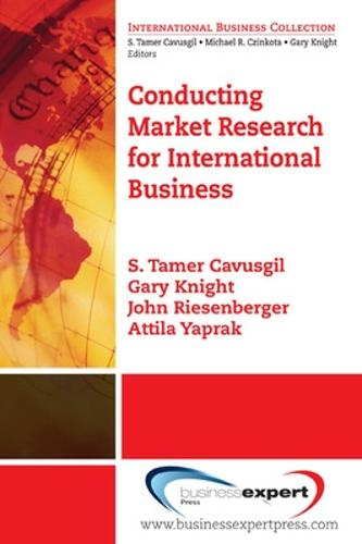 Conducting Market Research for International Business (Paperback)