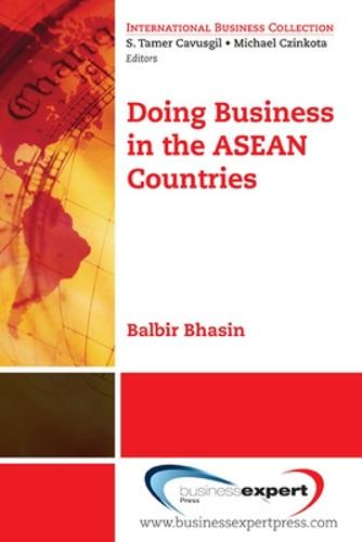 Doing Business in the ASEAN Countries (Paperback)